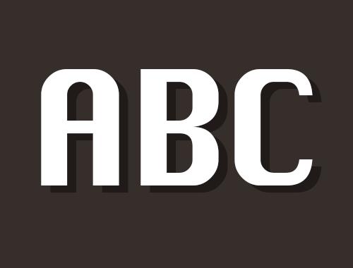 【記入例】株式会社ABC [sample] ABC CORPORATION